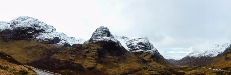 Three Sisters/ Glencoe